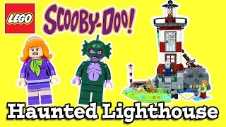 Lego Scooby Doo Haunted Lighthouse 75903