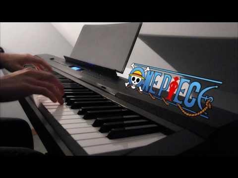 One Piece - A Dark Past (Ep 622 BGM) Piano Cover