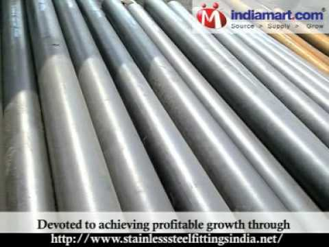Manufacturing Of Stainless Steel Pipes