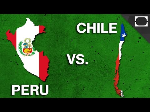 Why Do Peru And Chile Hate Each Other?