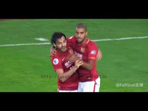 Guangzhou Evergrande 1-1 Kawasaki Frontale