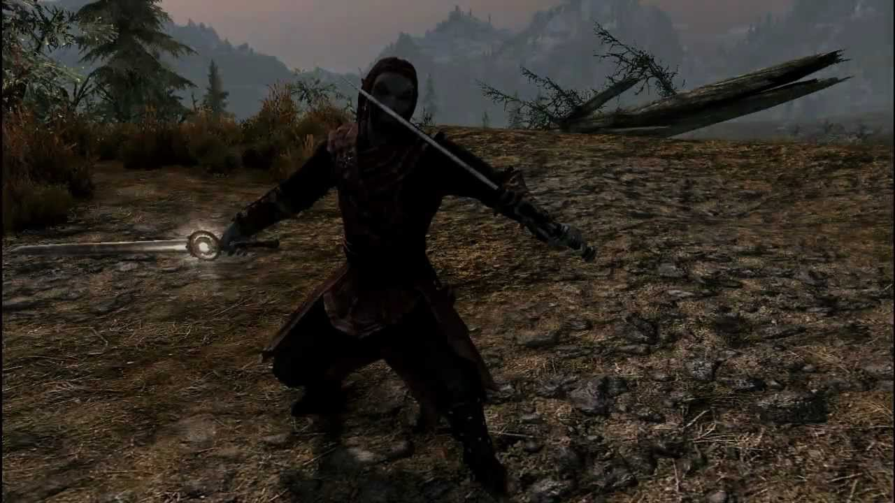 And Wield Sword Axe Dual
