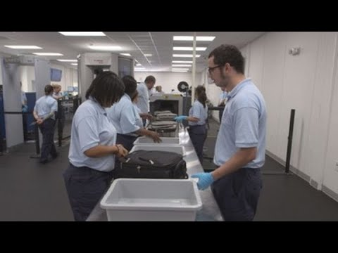 What it takes to join the TSA