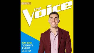 "Season 17 Ricky Duran ""Let It Be"" Studio Version"