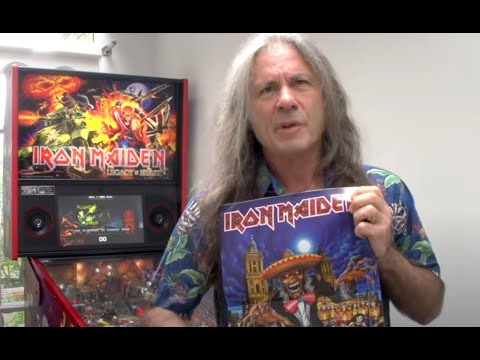 IRON MAIDEN's Bruce Dickinson posts video on new live album Nights Of The Dead, Live in Mexico City
