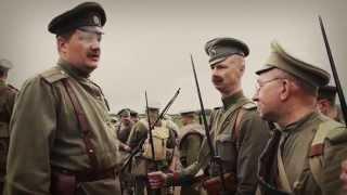 Варя Стрижак - Солдаты Первой Мировой! Backstage