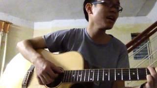 Bà xã ơi bà xã - guitar cover by Vinh vôva ( phiên bản lỗi =)) )