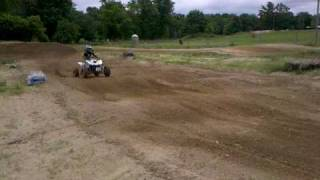 DRR 70 Through Some Whoops @ Morlands MX