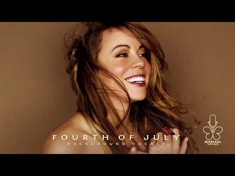Mariah Carey - Fourth of July (Background Vocals)