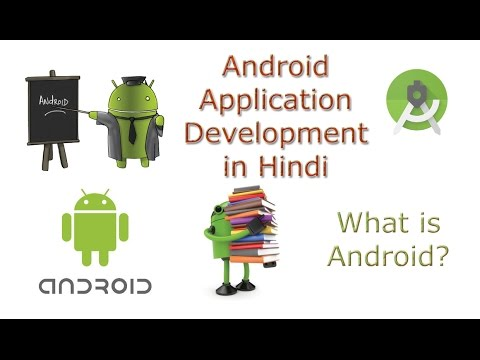 Learn Android Tutorial Application Development in Hindi 1 What is Android?