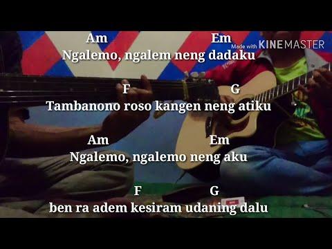 Chord Gitar Didi Kempot Banyu Langit - By Gitar Akustic