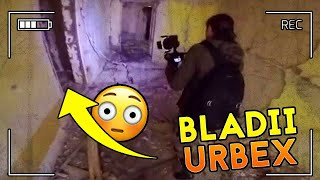 OPUSZCZONE MIASTO PSTRĄŻE - Urban Exploring | BLADII