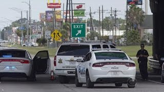 Three officers killed in Baton Rouge police shooting