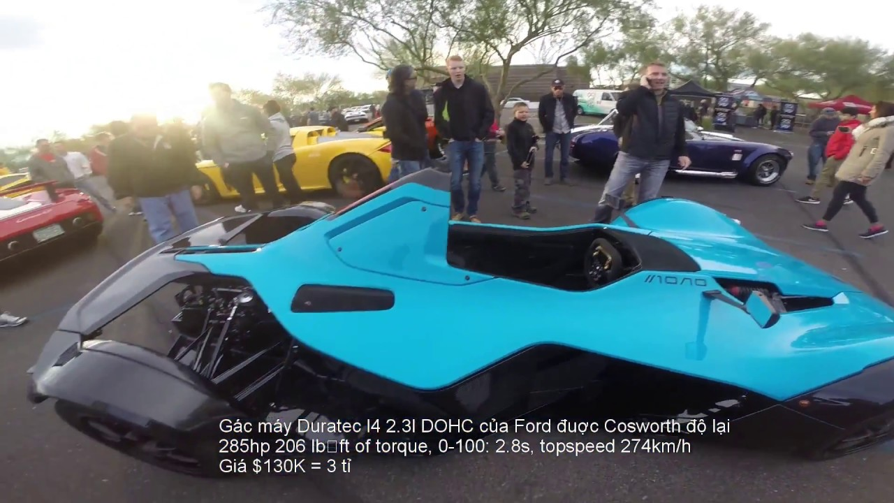 CVlog 44: Khi siêu xe cực hiếm & gái Tây đít bự tụ tập 1 chỗ
