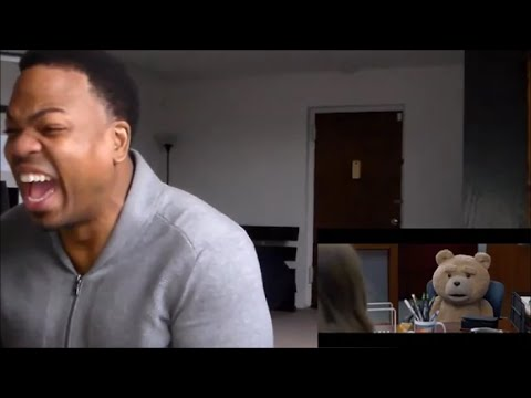 Ted 2 Trailer REACTION!!!