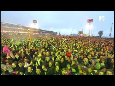 The Prodigy - Omen (Live Rock am Ring 2009)