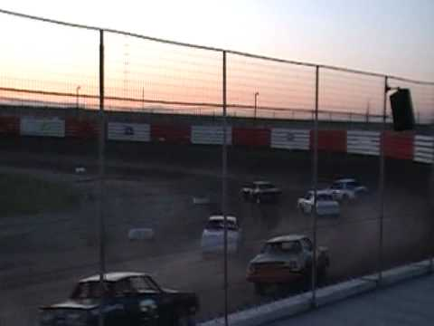 Champion Motor Speedway Street stocks