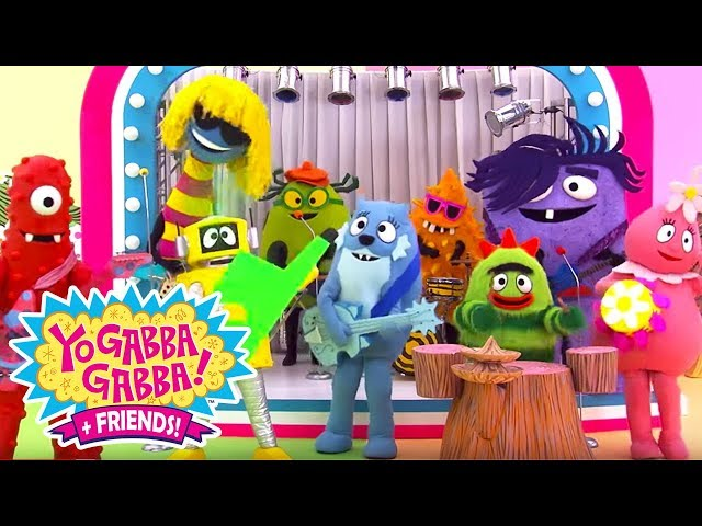 What Does Sd Mean >> Yo Gabba Gabba 211 - Band | Full Episodes HD | Season 2 - Videos For Kids