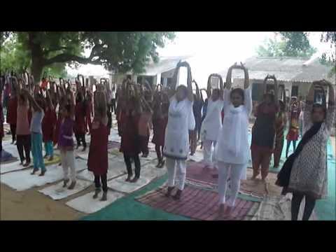 First International Yoga Day Celebration