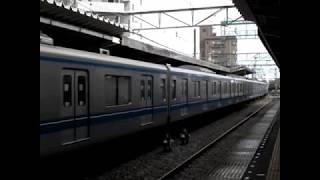 西武20000系20102F(日立IGBT) 西所沢発着