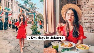 Nessie in Jakarta ft. WINNER | Meeting Dearies, Trying Indonesian McDonalds