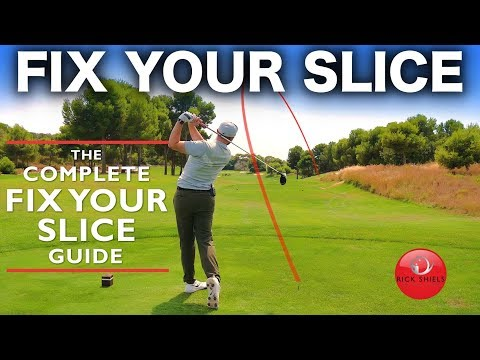THE COMPLETE FIX YOUR SLICE GUIDE – OVERVIEW