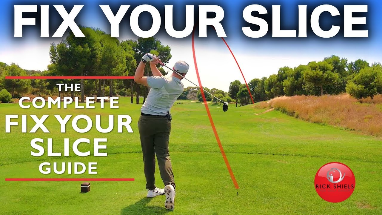How to Fix A Golf Slice in 3 Easy Steps (With Infographic)