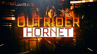 Call of Duty Black Ops 3 Outrider Specialist HORNET Customization! Sparrow & Vision Pulse Challenge!