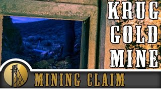 Krug Gold Mine - Nevada - Gold Rush Expeditions - 2015