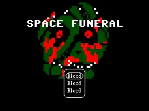 Space Funeral - RPG2000 BGM (Menu Theme)