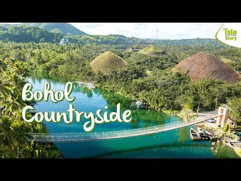 BOHOL: Find out the Countryside's Pride!