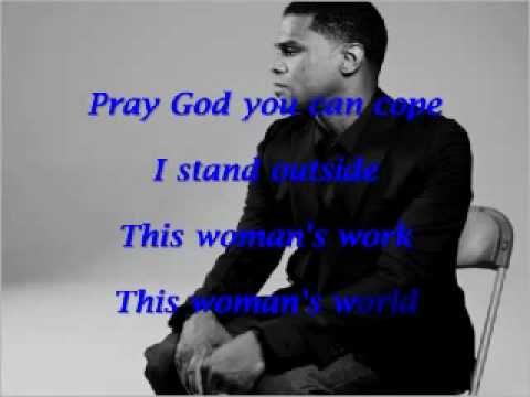 This Womans Work  Maxwell with lyrics
