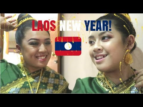 LAO NEW YEAR - MELBOURNE 2018! | Team VMF