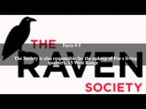 Raven Society Top # 10 Facts