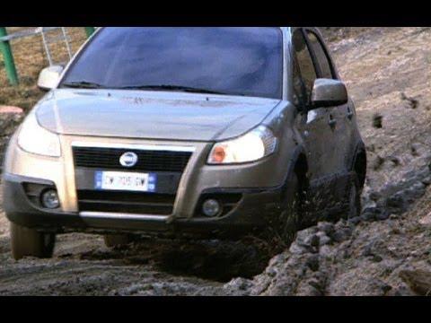 ► 2012 Fiat Sedici OFFROAD