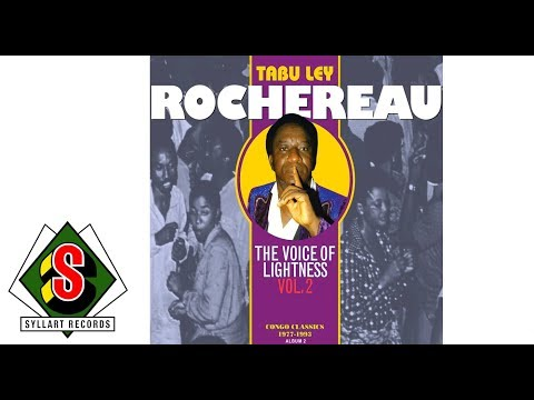 Tabu Ley Rochereau - Tu as dit que… (audio)