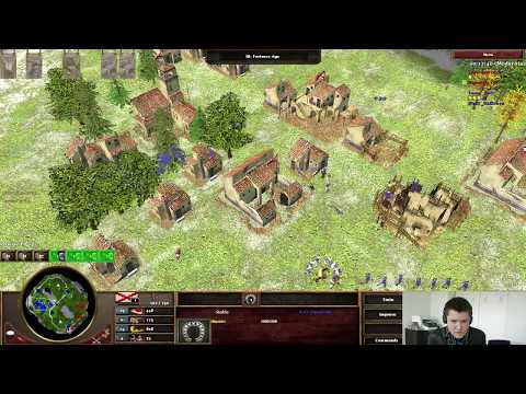 [AoE3] ESOC Spring Tournament — RO64: Yurashic vs loloekie10 from YouTube · Duration:  47 minutes 34 seconds