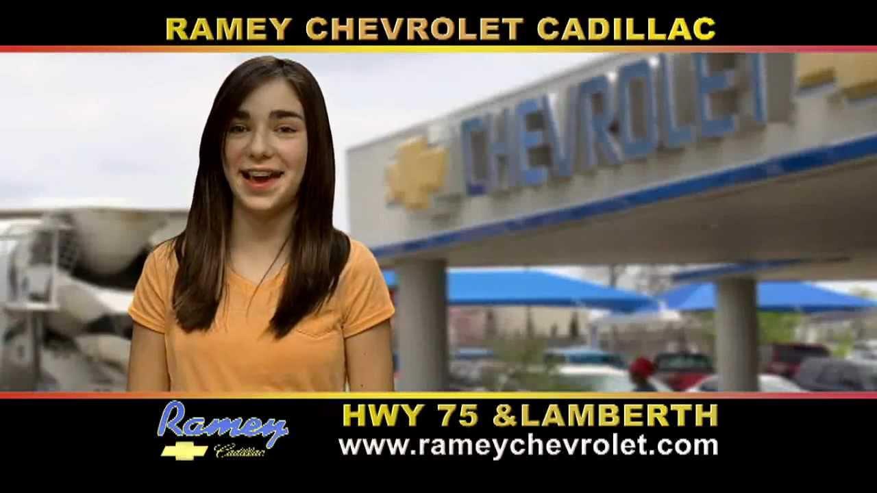 Delightful Ramey Chevrolet Sherman TX | Runitfree.com