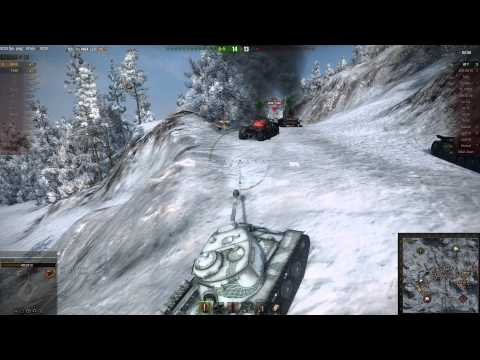World of Tanks - 100k Subscriber Replay Contest - Tier 5 and