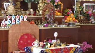 Vajrayogini Teaching-Garchen Rinpoche - 4/21/2018