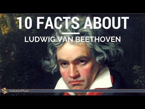 Beethoven - 10 facts about Ludwig van Beethoven Pt. 2 | Classical Music History