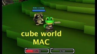 Cube World para MAC 100% gratis (español) | by: borxo48