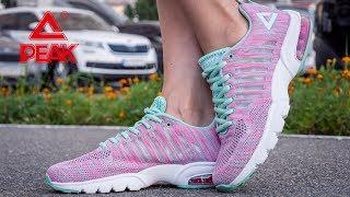 Кросівки для спорту жіночі E72518E-GRE ✓ PEAK Sport ... 59b4f3af373fd