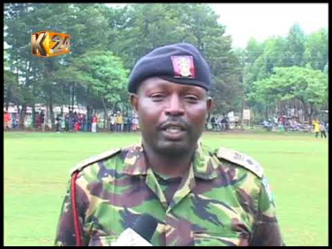 Kakamega youth miss out on KDF recruitment due to physical scars