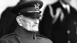 Donald Trump keeps mentioning General John J. Pershing. Who was he?