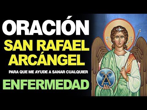 🙏 Oración Divina a San Rafael Arcángel Medico Divino PARA SANAR ENFERMEDADES 🤒