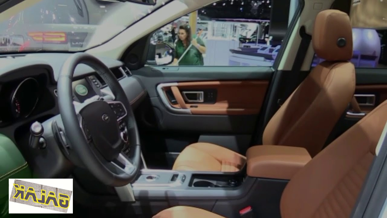 2018 Land Rover Discovery Sport Interior Youtube