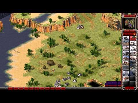 Red Alert 2: Reborn 2.1 [MOD] -  1x1x1 Epic battle (Agent001- RopeR - Raptor)