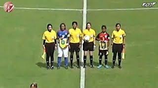 Malaysia 5 - 0 Timor Leste (Highlight HD - AFF Women 2019 - 15/8/2019)