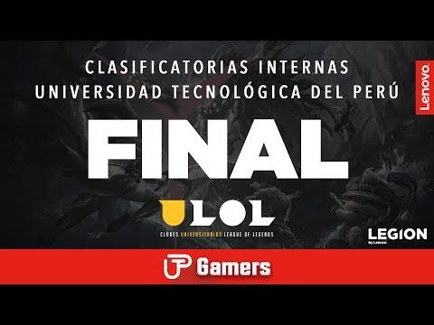 FINAL ULoL - ULoL UTP Gamers